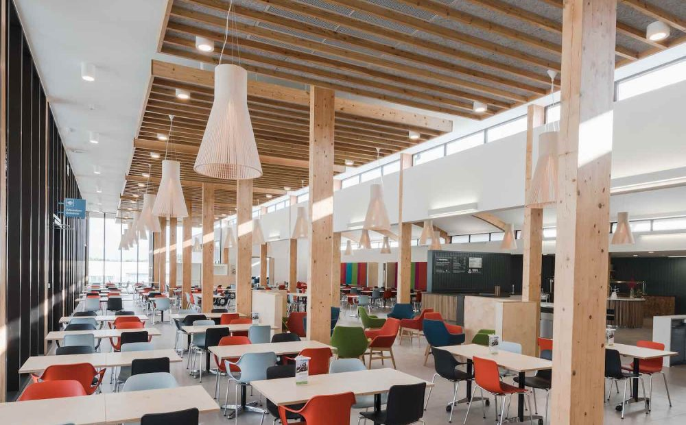 cpn Provide Lighting Controls for New Remembrance Centre