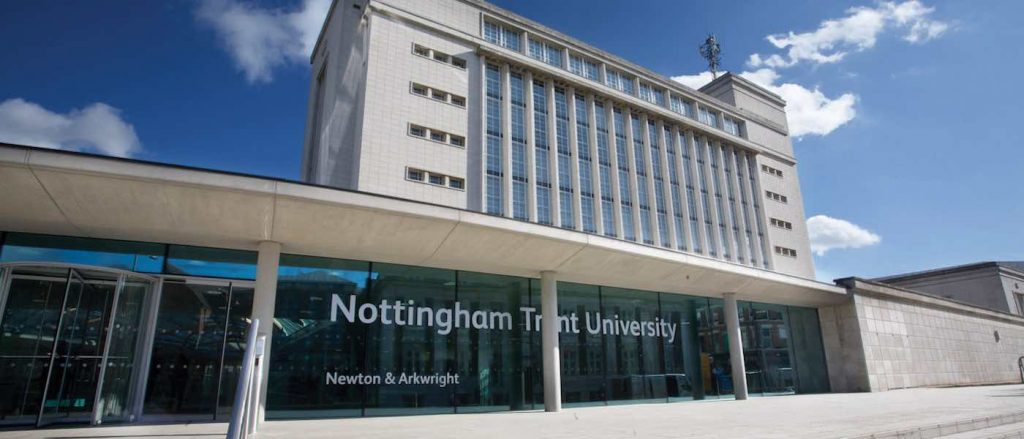 Nottingham Trent University - zencontrol
