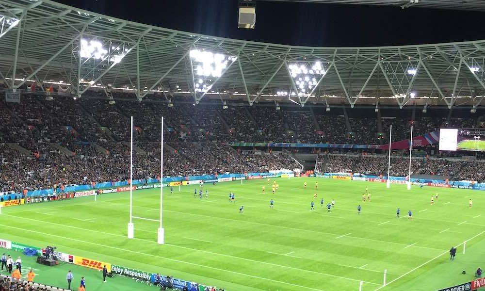 The London Stadium - zencontrol