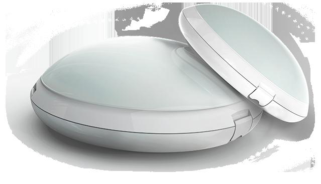 Circular Pearl Emergency Lighting Ektor UK