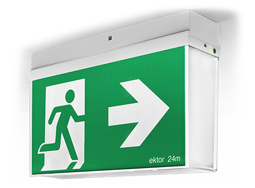 Mercury III Emergency Lighting Ektor UK