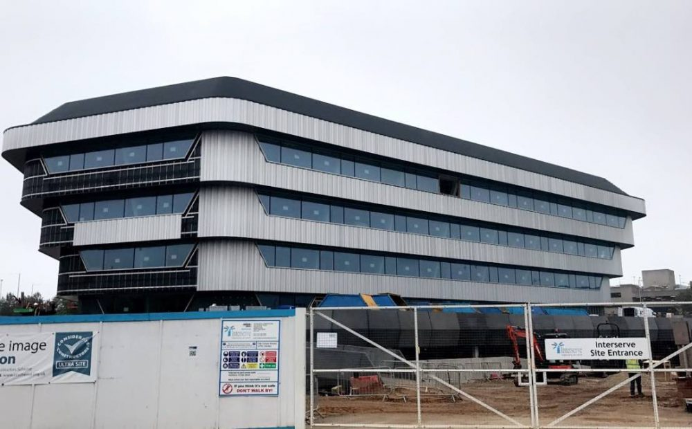 Interserve HQ contract secured - zencontrol