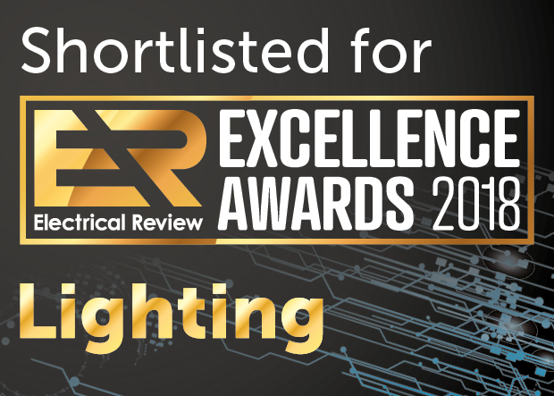 Electrical Review Excellence Awards, for Lightin