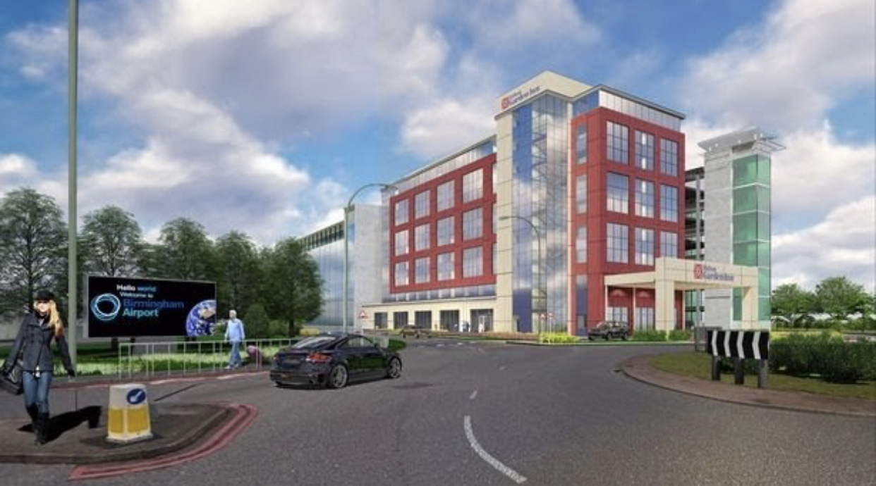 New contract win hilton garden inn birmingham airport - Hilton garden inn seattle airport ...