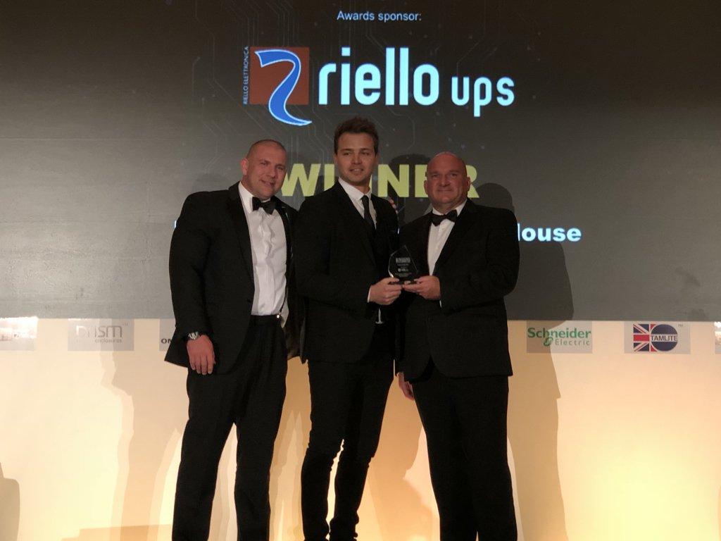 zencontrol - scoops 2 prestigious awards