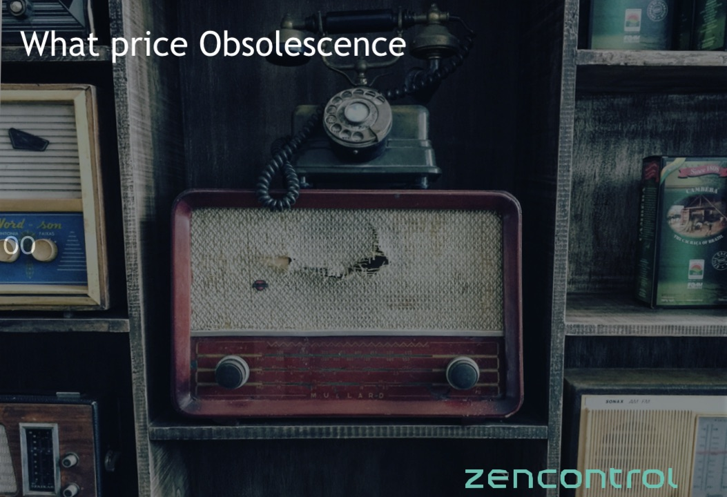 What price obsolescence