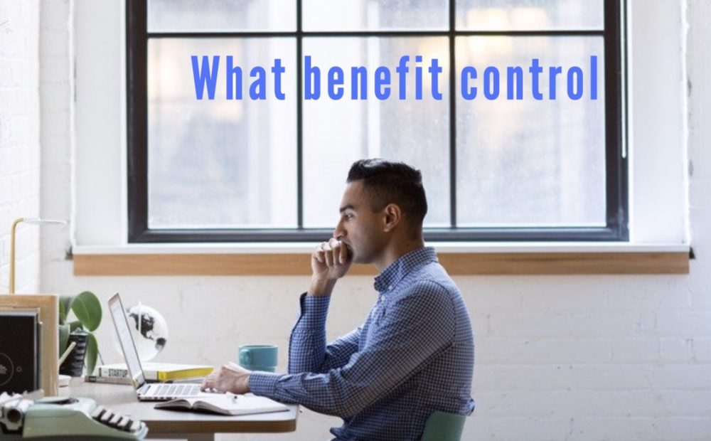 what benefit control