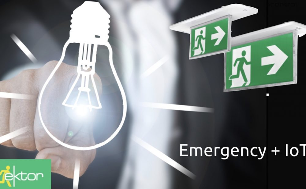 Emergency and IoT - zencontrol