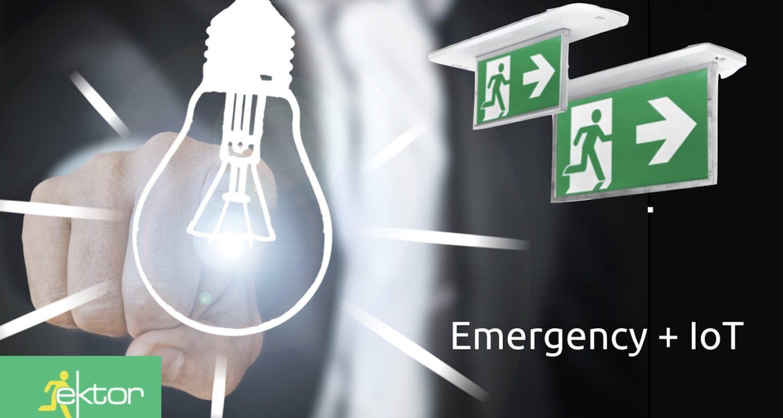 Emergency and IoT - zencontrol